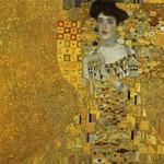グスタフ・クリムト『アデーレ・ブロッホ=バウアーの肖像Ⅰ』