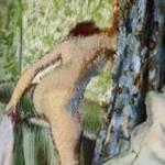 エドガー・ドガ『朝の入浴』