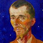ゴッホ『ウジェーヌ・ボックの肖像』