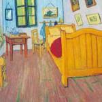 ゴッホ『画家の寝室』