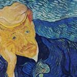 ゴッホ『ガシェ博士の肖像』