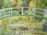 モネ『睡蓮の池』