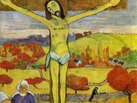 ゴーギャン『黄色いキリスト』