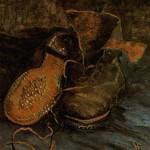 ゴッホ『一足の靴』