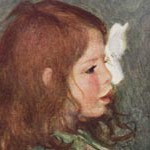 ルノワール『ココの肖像』