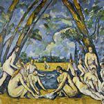 ポール・セザンヌ『女性大水浴図』