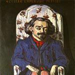 ポール・セザンヌ『画家アシル・アンプレールの肖像』